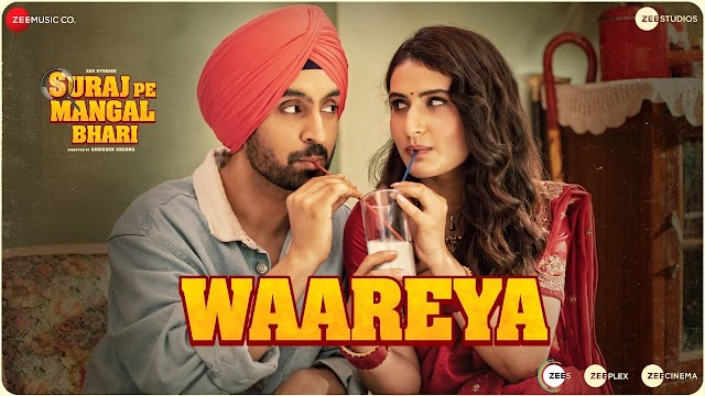 Waareya Lyrics-  Vibhor Parashar ! Kunaal Vermaa
