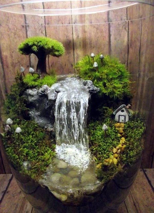 Relaxing Indoor Fountain Ideas (19)