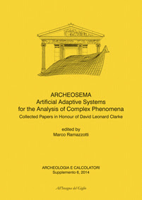 Archeologia e Calcolatori, supplemento 6, 2014