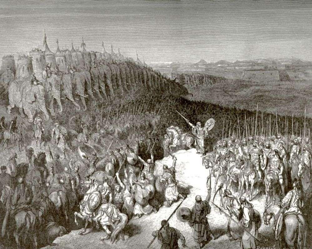 Библейские картинки. Часть 22. Ма-а-аленькие пророки и братки Маккавеи