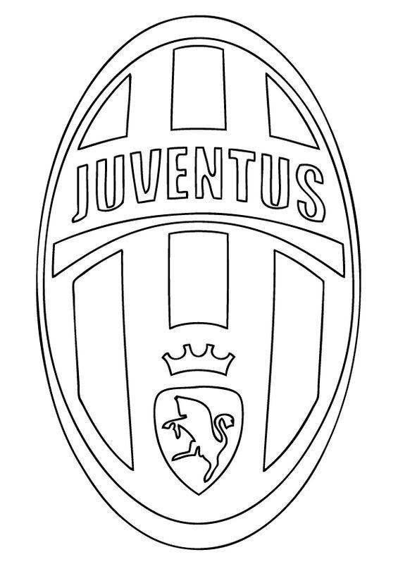 Disegni Juventus Da Colorare Pastoorvanarskijkduin