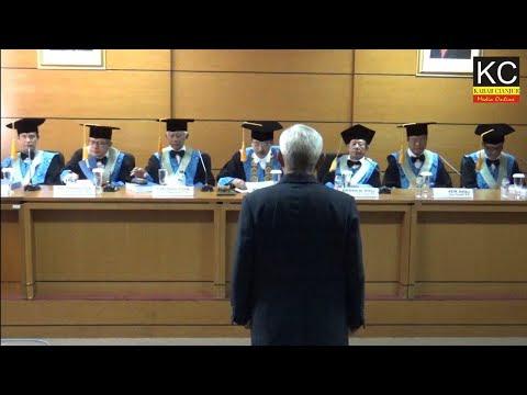 UNPAS Lahirkan Doktor Ilmu Sosial Ke 125