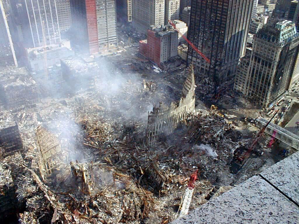 911...nunca más!!!