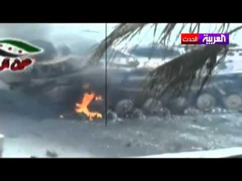 بالفيديو : آخر أخبار سوريا اليوم 1/8/2012 ، حلب وريف دمشق ، والجيش السوري