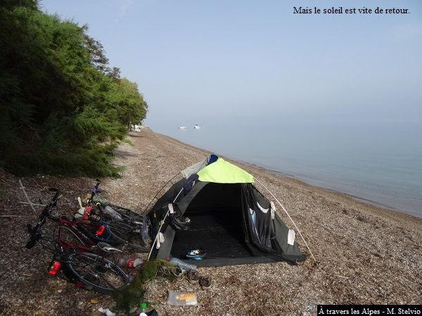 """""""Tour d'Europe à vélo 2015"""", Episode 20 (Grèce, Italie)"""