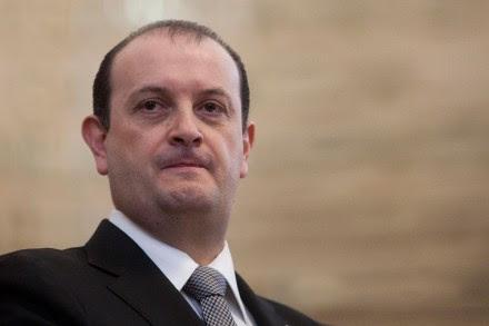 El procurador capitalino Rodolfo Ríos Garza. Foto: Octavio Gómez