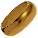 24K Gold Wedding Band   eBay