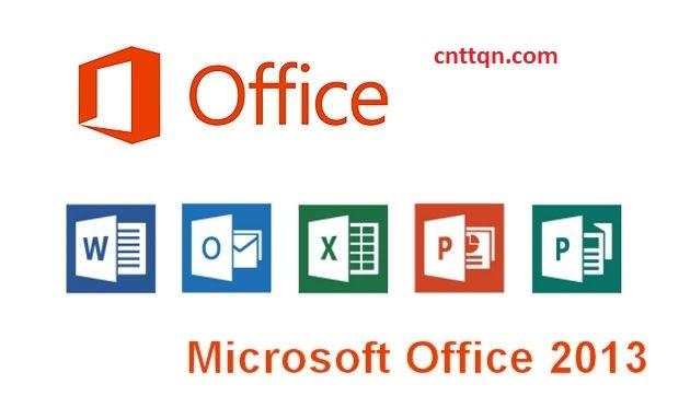 Tải Microsoft Office 2013 Full file ISO