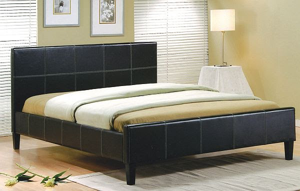 Leather beds to buy