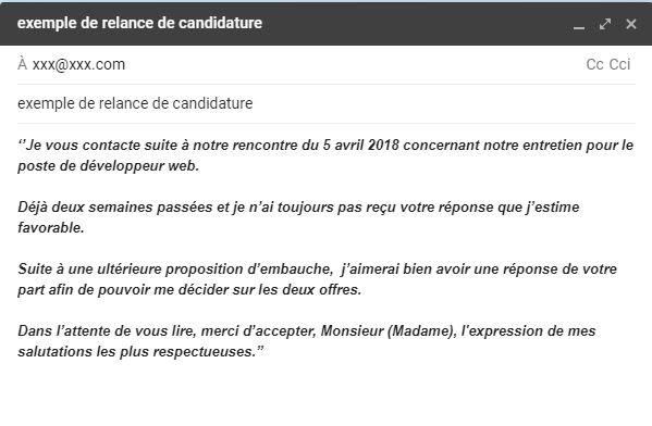 Exemple De Mail Professionnel Pour Envoyer Un Document ...