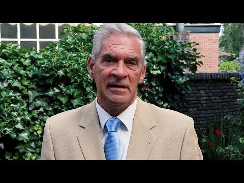 [VIDEO] Roel Berg winnaar prijsvraag: artikel 1 / 75 jaar vrijheid