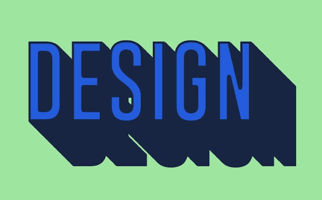 Long Shadow Text Effect in Photoshop Action.