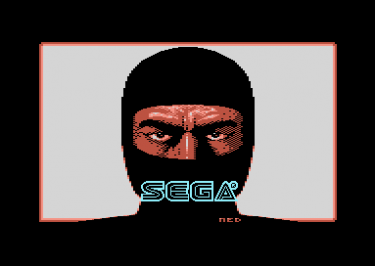 Shinobi – C64 (1)