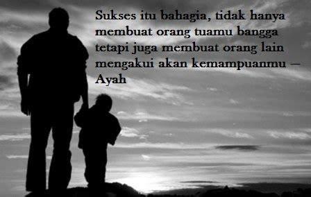 gambar kata kata mutiara bijak  ayah  anak