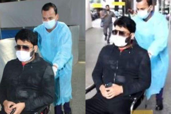 'उल्लू के पट्ठे': कपिल शर्मा ने एयरपोर्ट पर पापराजी को गालियां दीं, जल्द ठीक होने की इच्छा जताई