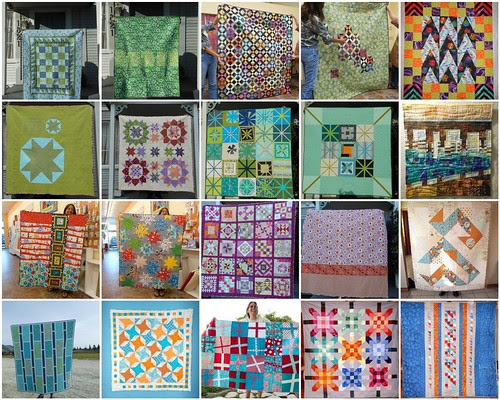 2012 Completed Quilts by capitolaquilter