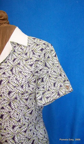 "Brensan Designs ""Sew Simple"" Blouse-Sleeve"