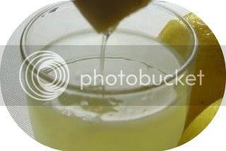 gambar hiasan jus lemon
