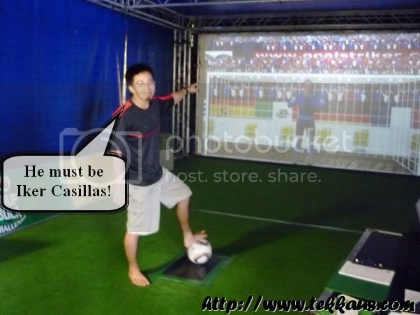 World Cup Fever, Penalty Shootout Game