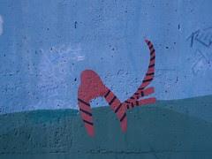 tiger legs