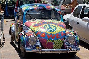 Hippie bug!