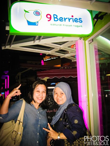 GLC @ 9Berries, KL City Walk