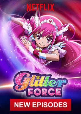 Glitter Force - Season 2