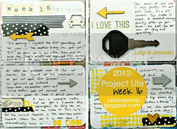 Project Life - Week 16