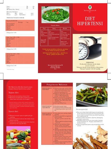 brosur diet hipertensipdf