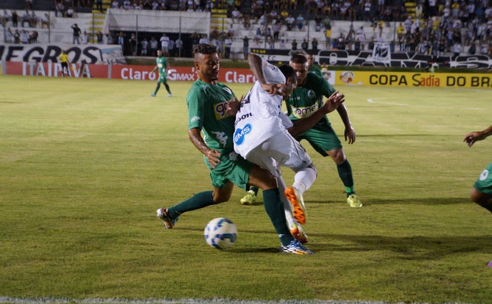 ABC x Boavista (Foto: Augusto Gomes/GloboEsporte.com)