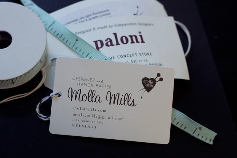 Paloni y Molla Mills