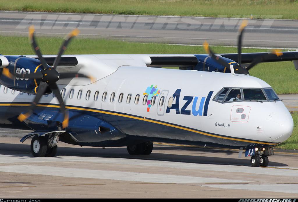 Azul amplia operações no Mato Grosso com voos para Barra do Garças