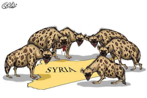 USA-SIRIA