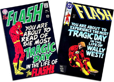 The Flash #184 & Flash #76
