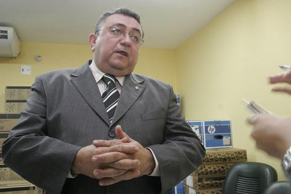 Paulo Linhares: divergências com a direção local do PT