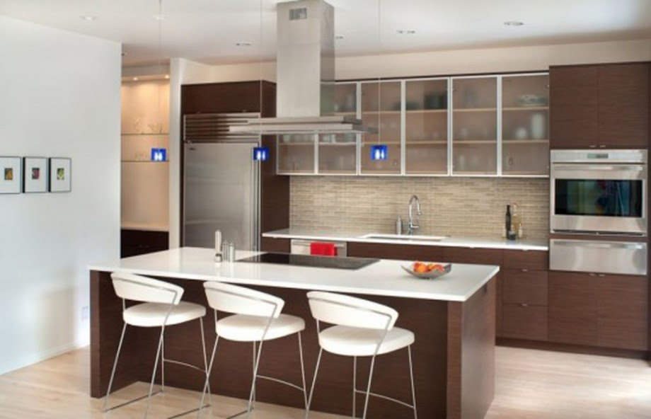 25 AMAZING MINIMALIST KITCHEN DESIGN IDEAS   Godfather Style