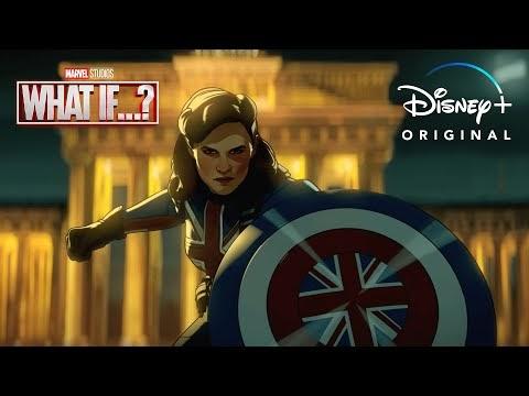WHAT IF...?   Veja o novo promo, sem legendas, da animação da Marvel Studios