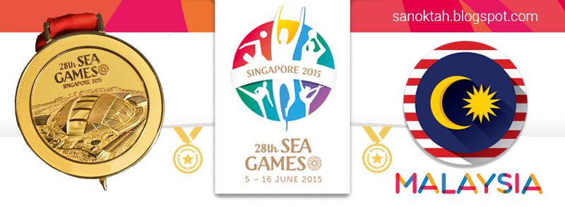 Senarai Pungutan Pingat Sukan Sea 2015