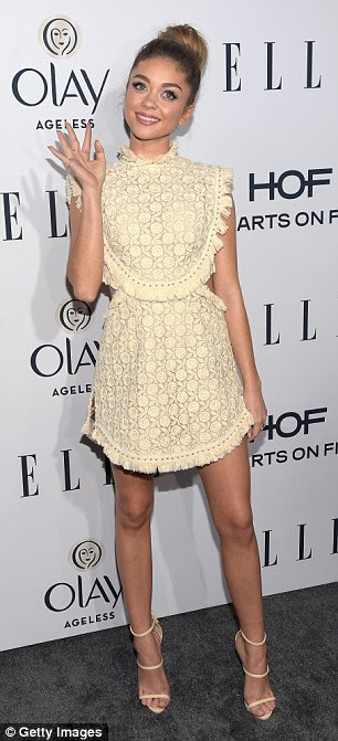 Sarah Hyland  Elle's Women In Television ,West Hollywood