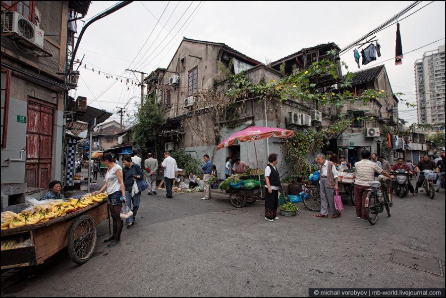 Favelas de Xangai 31