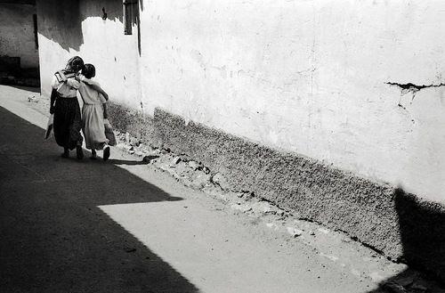 Henri Cartier-Bresson - Sarajevo, Yugoslavia, 1965