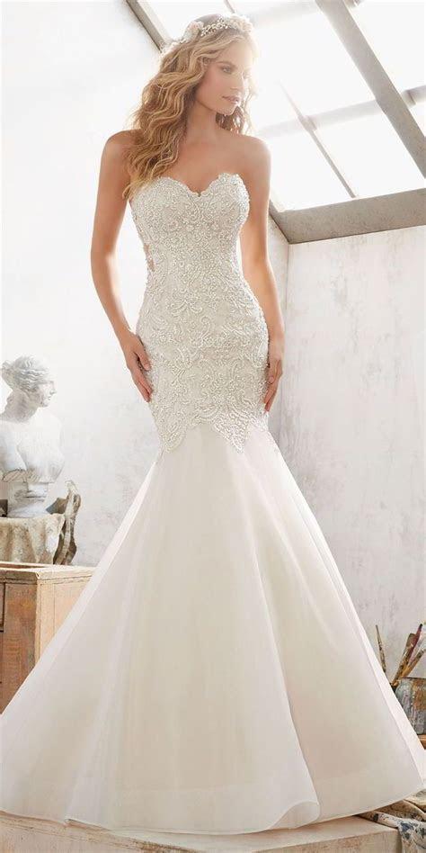 17 Best ideas about Corset Back Wedding Dress on Pinterest