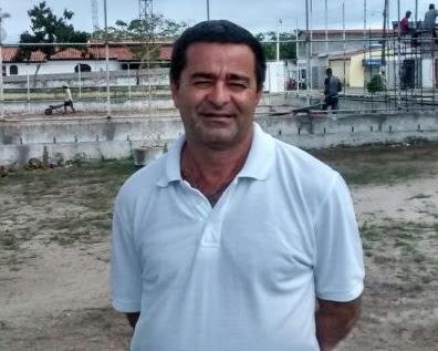 O ex-prefeito de Ichu Antônio George Ferreira Carneiro | Foto: Reprodução/Ichu Notícias