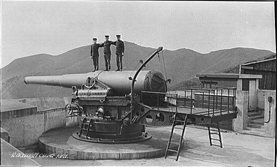 San Francisco, Nike Missile Base, SF-88L, etc © 2014 sublunar