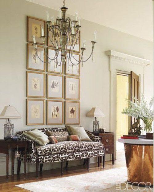 28 Creative Decorating Ideas for Tall Walls - TIDBITS&TWINE