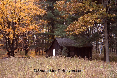 The Shack, Leopold Memorial Reserve, Sauk County, Wisconsin
