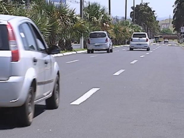 Ruas de Marília serão monitoradas por câmeras (Foto: Reprodução / TV TEM)