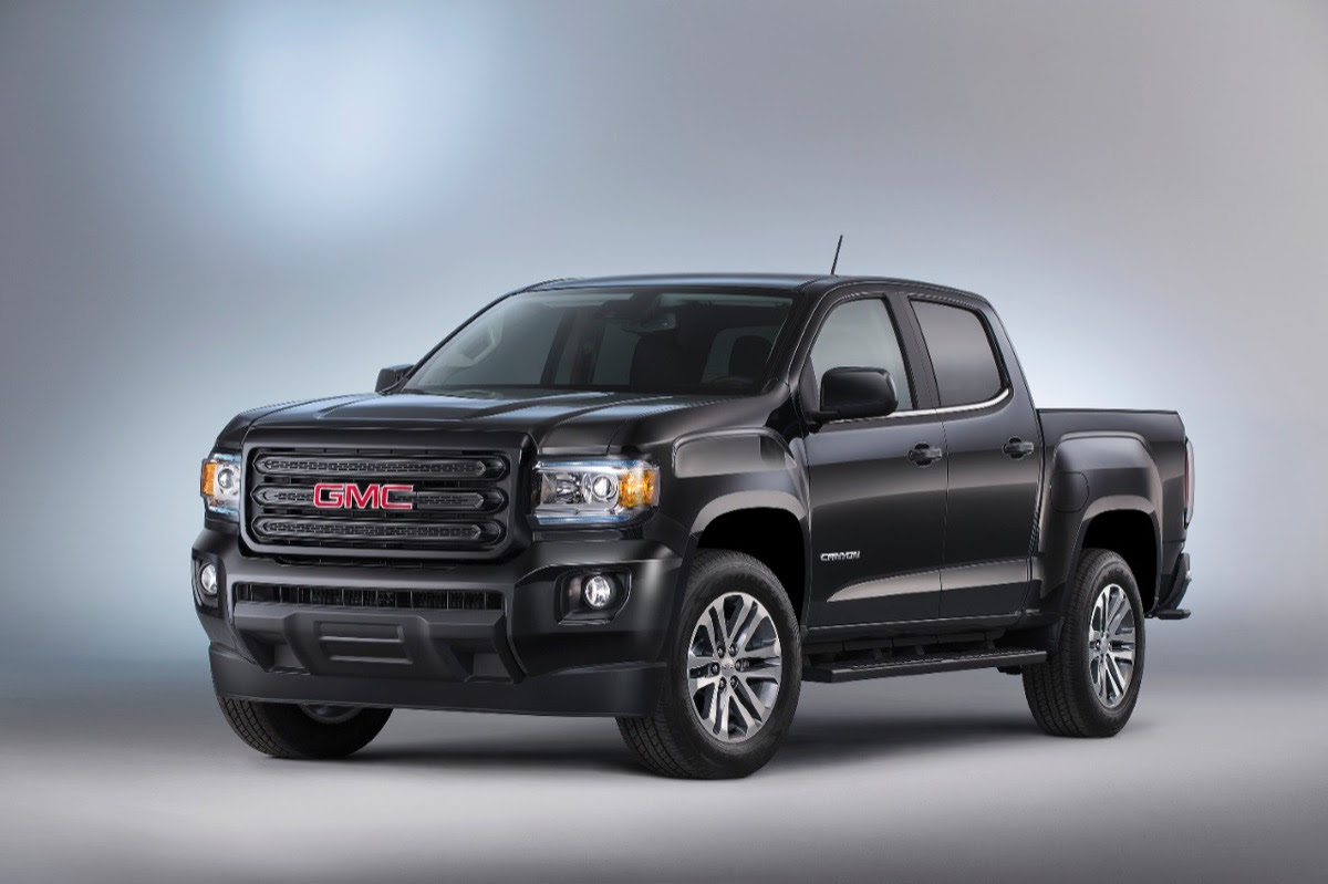 is the 2015 gmc canyon hot or not  gm authority