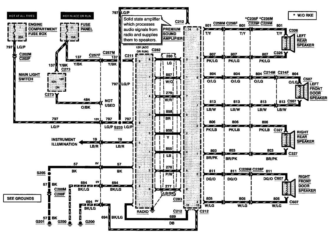 35 Panasonic Car Stereo Wiring Diagram