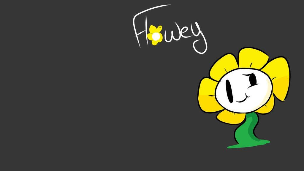 Flowey the Flower by StarPixelation on DeviantArt